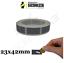 miniatuur 5 - Label Scratch off/gratta e vinci colore silver su pvc adesivo rettangolare
