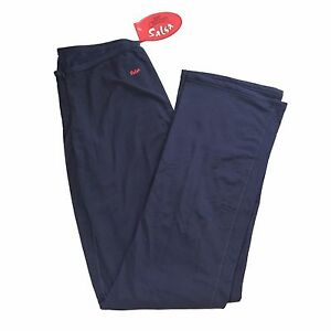 Hot-Chillys-Salsa-MEB-Womens-Body-Fit-Pant-in-Dark-Blue-L-XL-NEW-with-tags