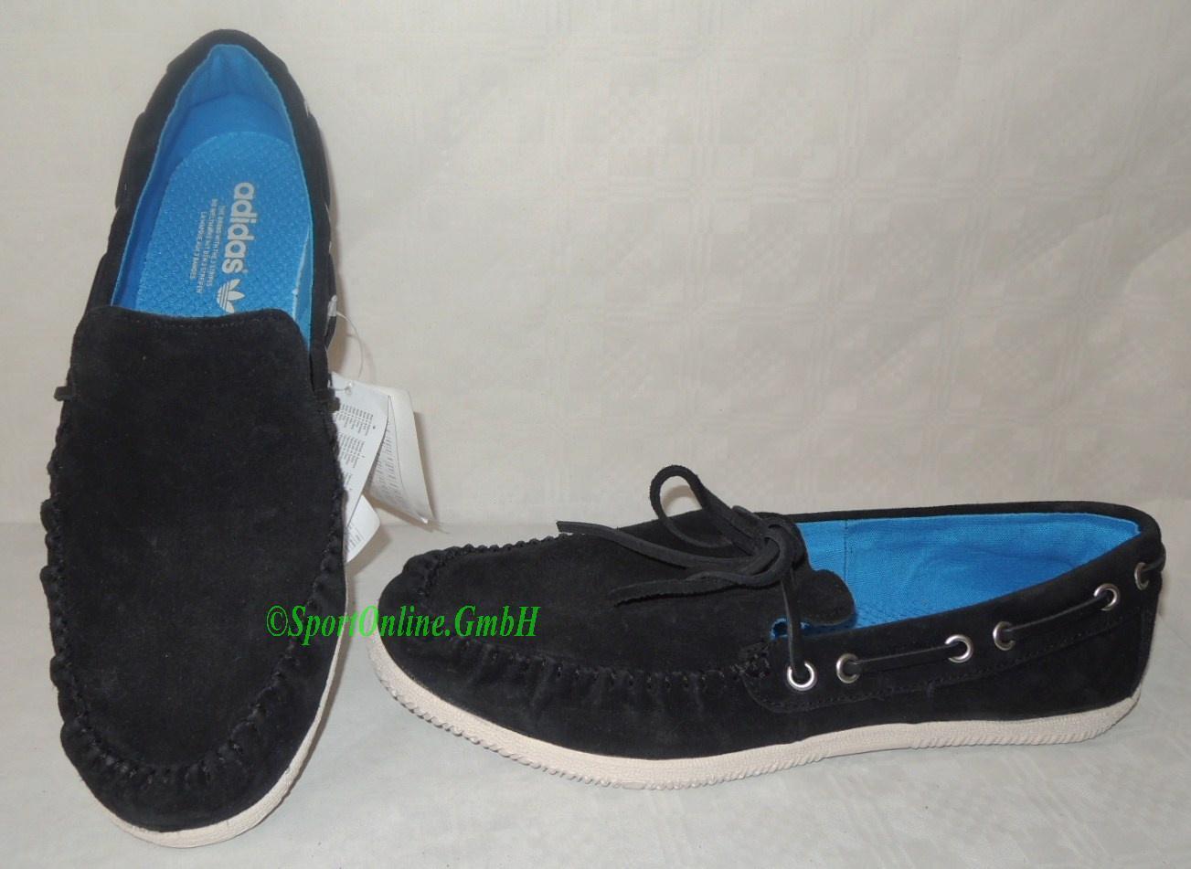 NEU adidas Toe Touch Loafer Gr. 44 Schuhe Slipper Sneaker ORIGINALS Q20370