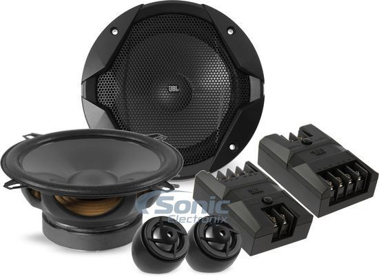 "JBL GT7-5C GT7 Series 270 Watts 5.25/"" 2-Way Car Component Speaker System 5-1//4/"""