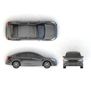 Official-Genuine-Subaru-2015-Legacy-1-64-Die-Cast-Toy-Car-New-NIB-Rally-Racing
