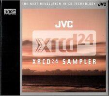XRCD JVCXR 0230: JVC XRCD24 SAMPLER - OOP 2004 JAPAN Near Mint