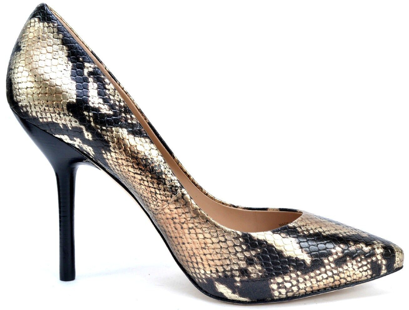 VIA SPIGA Mia, Leather shoes, Heels,, Women's Size 6.5 And 9  MSRP  198