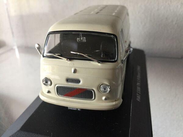 #002 Fiat 1100 Tn 1.9 Diesel 1964 - Die Cast 1:43