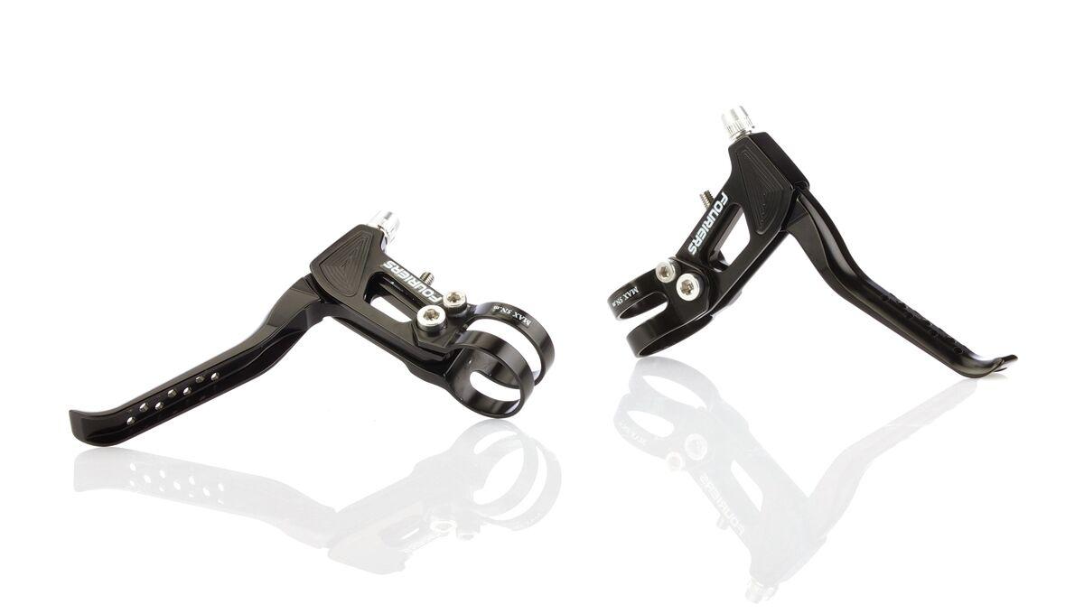 Fouriers Ø24 X Ø22.2 Cuña peso  ligero diseño palanca de freno sh Negro BR-DX003  Las ventas en línea ahorran un 70%.