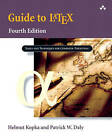A Guide to LATEX by Patrick W. Daly, Helmut Kopka (Mixed media product, 2003)