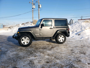 2016 Jeep Wrangler Trail Rated 4x4 Automatic