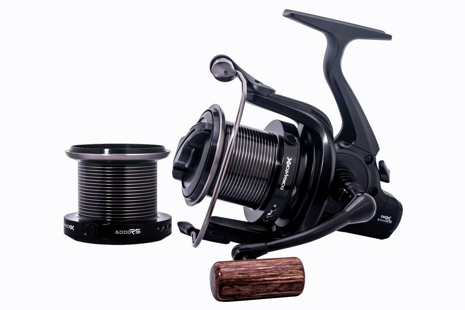 Sonik 3x Dominator X 8000RS Big Pit Reel NEW Carp Fishing Reel x3 -  NEW 2019