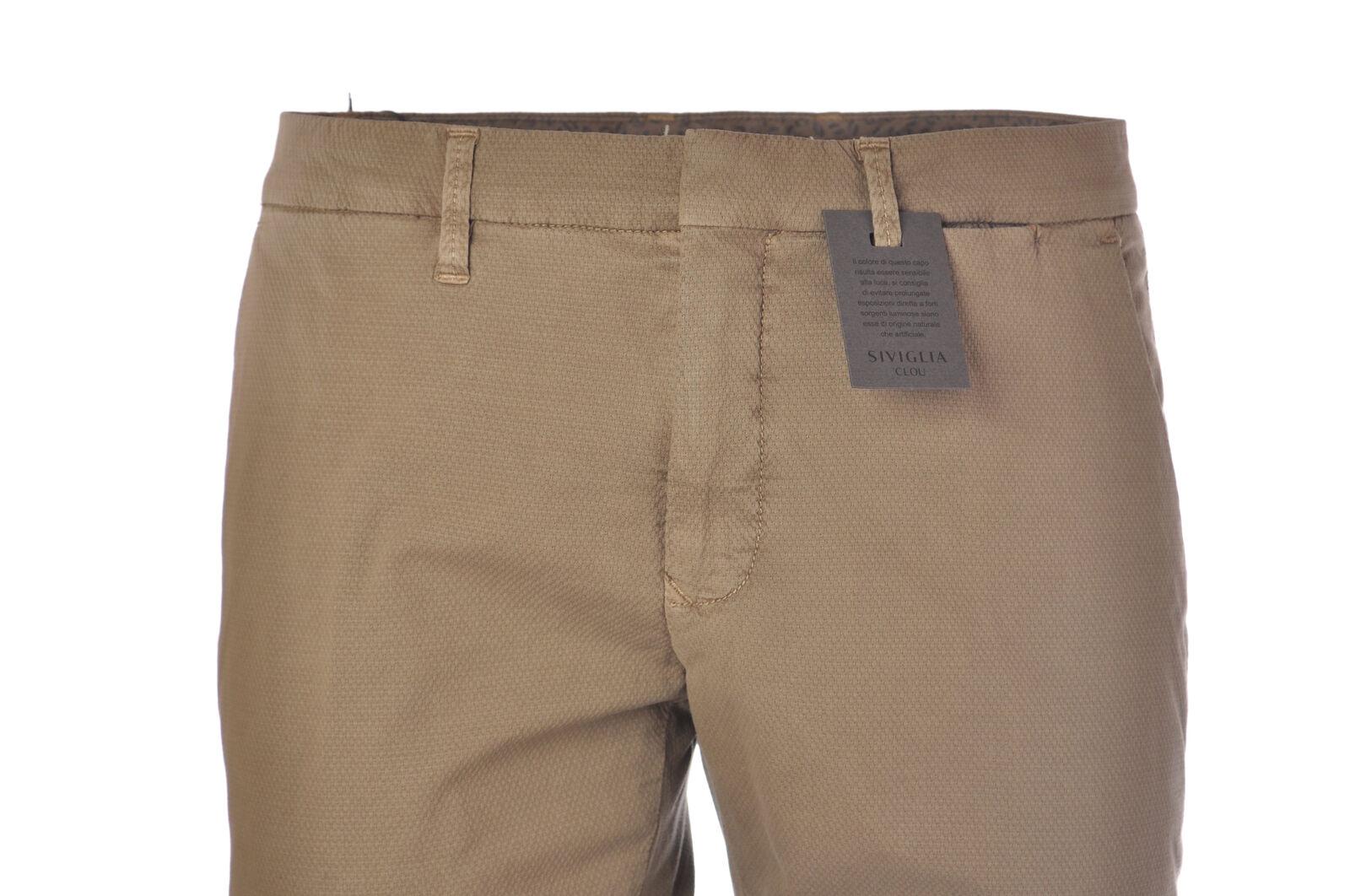 Siviglia - Beige Pantaloni-Pantaloni - Uomo - Beige - - 5064615G185716 57cdbf