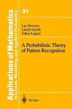 Stochastic Modelling and Applied Probability: A Probabilistic Theory of...