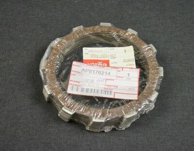 Aprilia RX50-05 Sport Clutch Plate Disc Set incl Springs