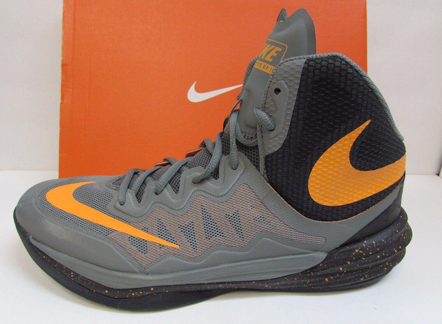 Nike Size 11 Grey Hi Top Sneakers New Mens shoes