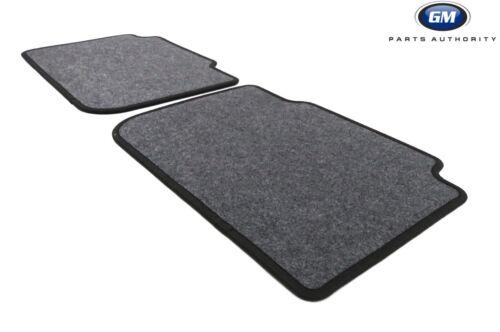 12-16 Cadillac SRX Front /& Rear Premium Carpet Mat Package 22808860 Black OEM