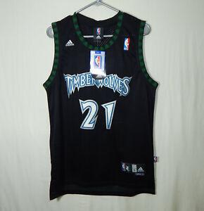 NWT-Kevin-Garnett-Minnesota-Timberwolves-NBA-Basketball-Jersey-ADIDAS-SMALL-S