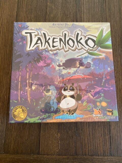 Takenoko Board Game New