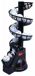 FALCON-Toss-Batting-Machine-FTS-100-Baseball-Practice-Pitching-Free-Shipping-EMS