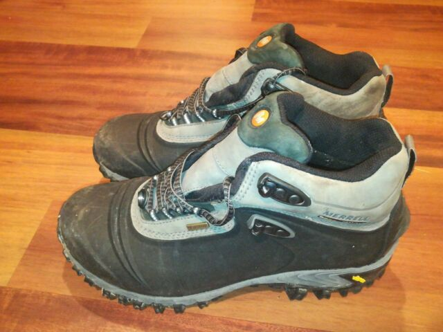 Merrell Thermo 6 Continuum Waterproof J82727 Mens Boots Vibram Sole Size 8