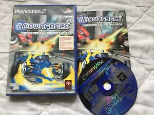 Downforce-ps2-complete