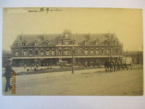 France-st-Quentin-Railway-Station-Field-Post-Fernsprechstation-1918-68985