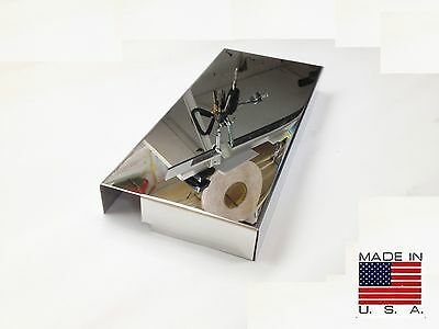 2005-2009 Ford Mustang Polished Stainless Steel Engine Fuse Box Cover