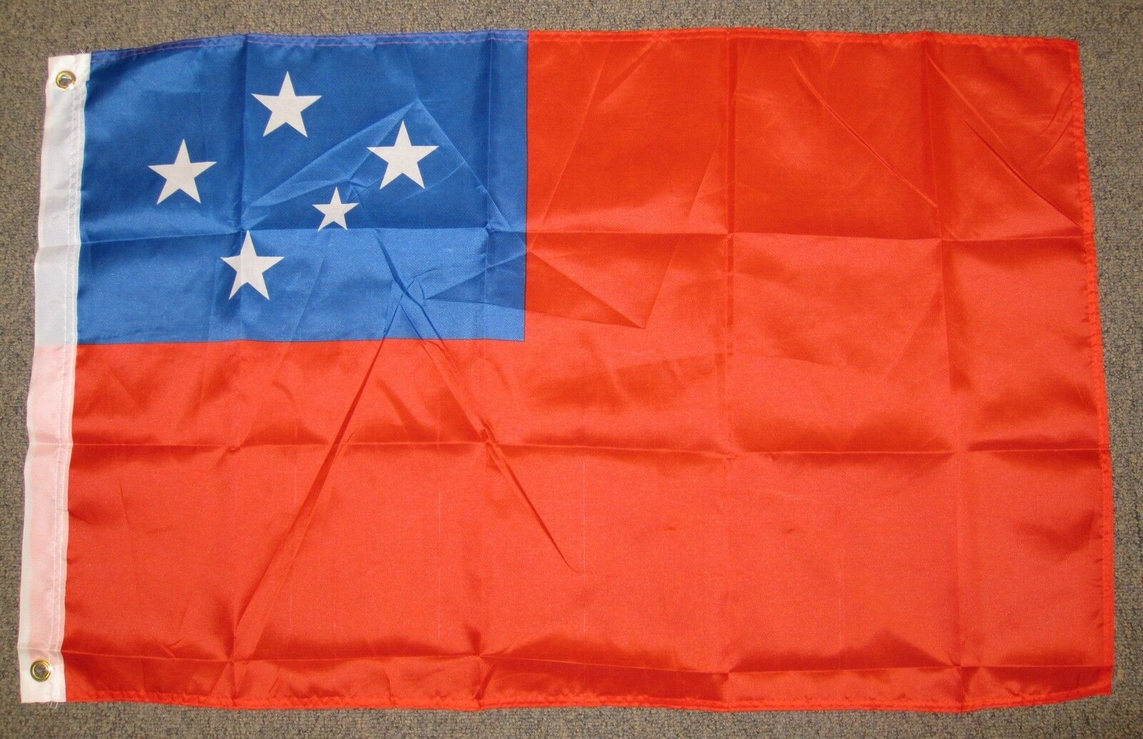 flag 2X3ft poly Samoa American