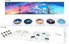 Your Name Kimi No NA WA Collectors Edition 4k Ultra HD 5 Blu-ray Booklet