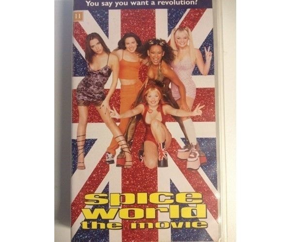 Musikfilm, Spice world - the movie, Spice world - the movie…