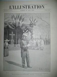 CHINE-PEKIN-CEREMONIE-VICTIMES-SIEGE-PE-TANG-ITALIE-MALARIA-L-039-ILLUSTRATION-1901
