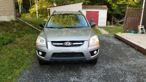 2009 KIA SPORTAGE LX - GOOD CONDITION