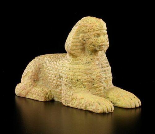 Petit SPHINX-EGYPTE statue de Gizeh DECO SCULPTURE