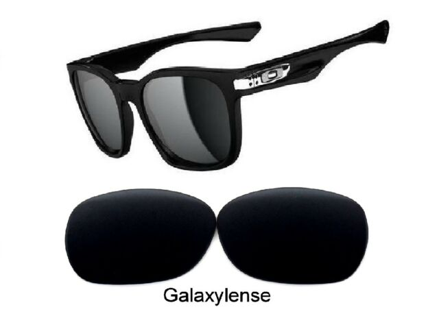 3442f9bebb Galaxy Replacement Lenses For Oakley Garage Rock Sunglasses Black Polarized