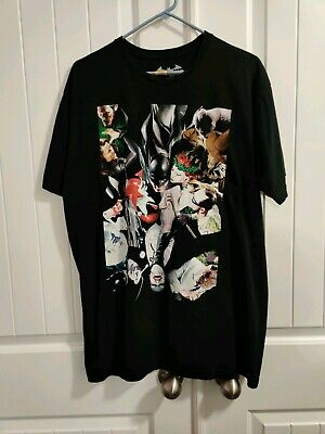DC Comics Batman Harley Quinn Arrested Suicide Squad Movie T Shirt Mens S-2XL Nw