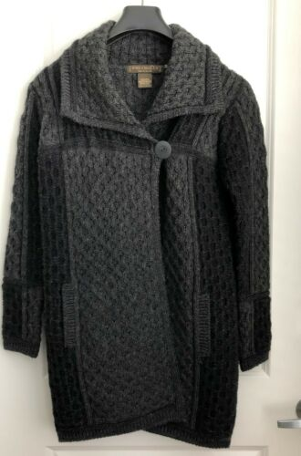 Inis Crafts Cardigan Style Sweater