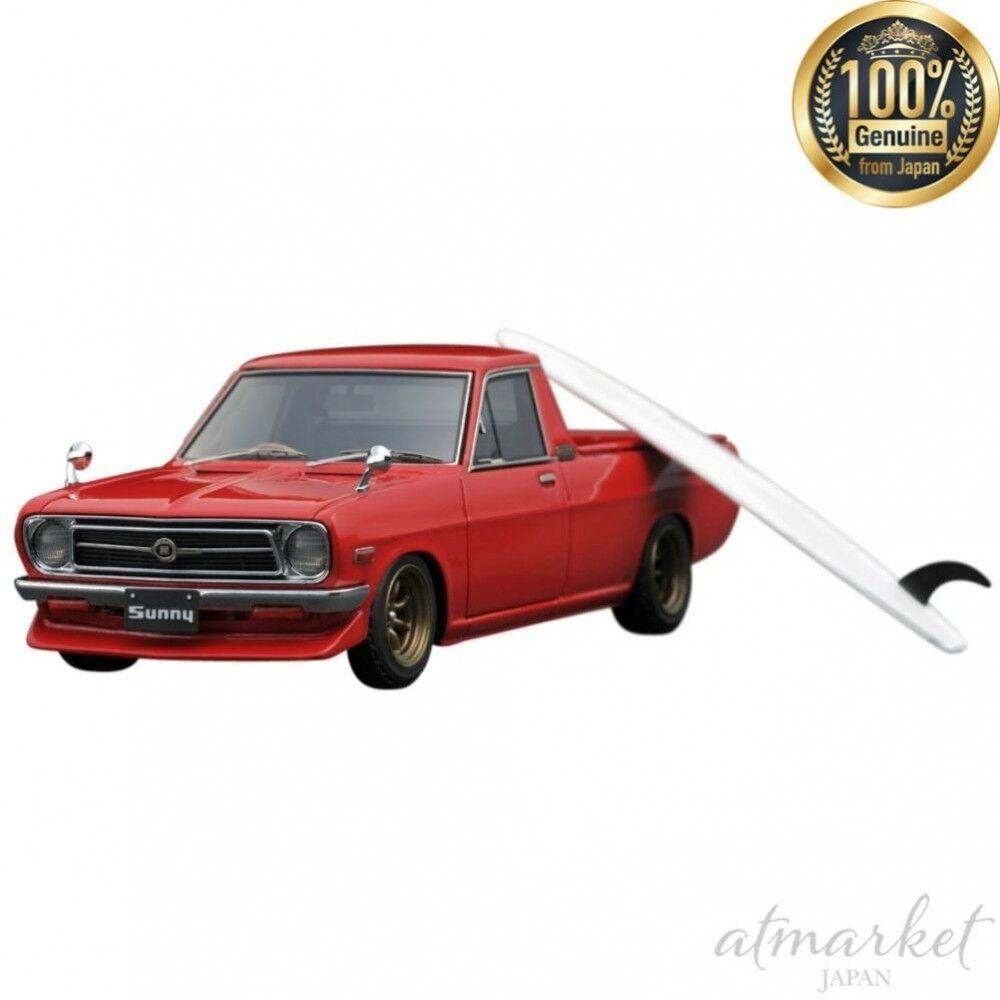 all'ingrosso a buon mercato Accensione modellolo Mini Auto Auto Auto IG1396 1 43 Nissan Soleggiato Camion lungo B121  100% autentico