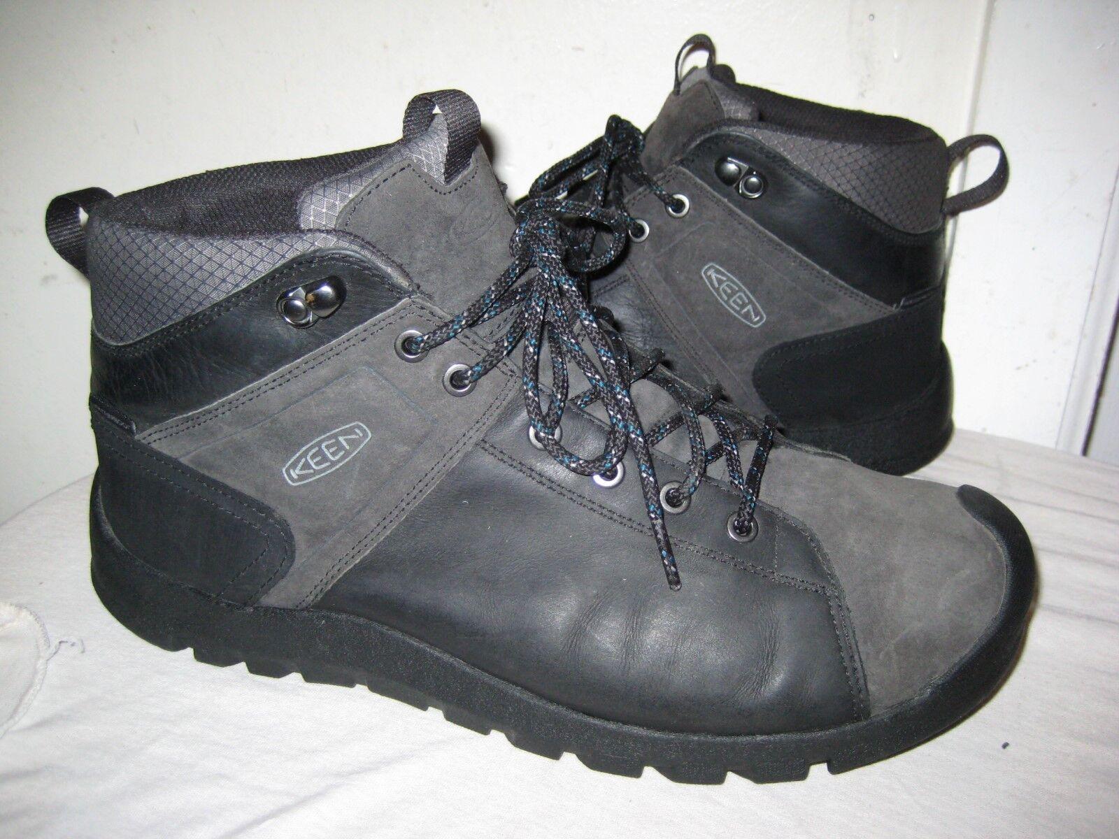 Keen Hombre Zapatos ciudadano Mid Impermeable Tamaño 47 13