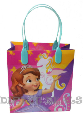 30 pcs Disney Sofia The First Party Favors Gift Toy Bags Birthday Treat Candy