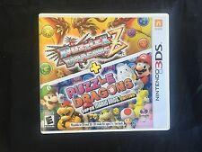 Puzzle & Dragons Z + Puzzle & Dragons -- Super Mario Bros. Edition (Nintendo 3DS