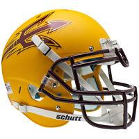 Arizona State Sun Devils Sparky Schutt Xp Authentic Football Helmet