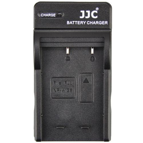 Batería De Litio Cargador Para Fujifilm Np-w126 sustituye Bc-w126