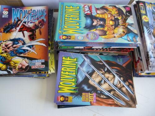 WOLVERINE Marvel Comic Panini 1.Serie 1997-2003 Bereich Nr.1-30 deutsch
