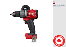 """New Milwaukee 2804-20 M18 Fuel 1/2"""" Brushless Hammer Drill Driver [Tool Only]"""