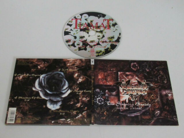 Tiamat - Le Sleeping Beauty - Live In Israel /Century Media–77065-2 CD DIGIPAK