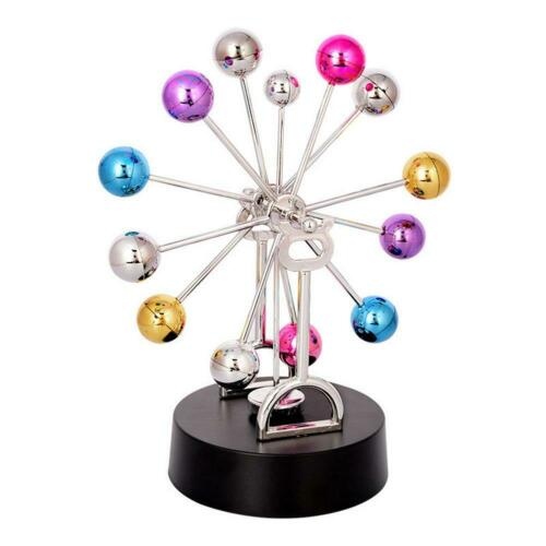 Magnetische Riesenrad-Unruhkugeln Bewegungsphysik Wissenschaft Pendel