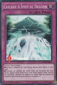 Yu-Gi-Oh-Cascade-d-039-Ames-de-Dragon-Wyrm-MACR-FR078-VF-Super-Rare