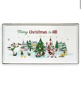 Disney-Parks-Mickey-Mouse-and-Friends-Holiday-Serving-Dish
