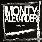Solo by Monty Alexander (CD, Jun-2005, Kingston Records)