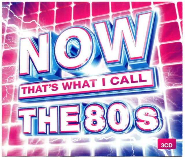 Now That's What I Call The 80's - Various Artists (CD 2007) Original CD
