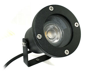 Bodenspot-Aussenstrahler-Piso-amp-7W-70W-GU10-LED-230V-IP68-mit-Erdspiess-PISO-K5071