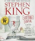 Everything's Eventual: 5 Dark Tales by Stephen King (CD-Audio, 2014)