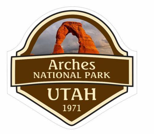 Arches National Park STICKER AUTOCOLLANT R836 vous choisir taille